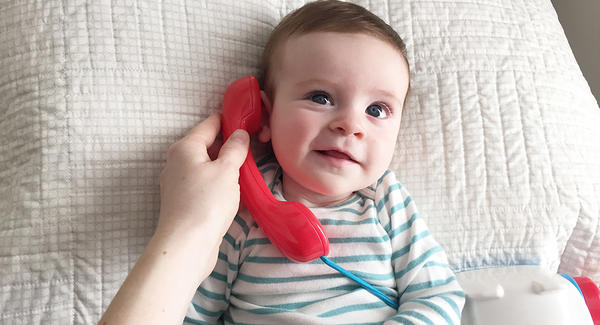 عبارات کلیدی در مکالمات تلفنی - قسمت اول